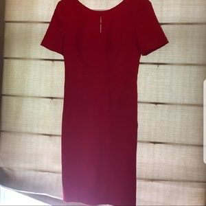 Red Laundry Dress